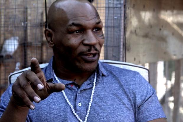 1-2-1 w/jeffstaple featuring Mike Tyson Part 2
