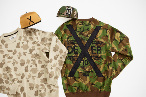 10 deep 2012 fall outta bounds and off limits collection delivery 1
