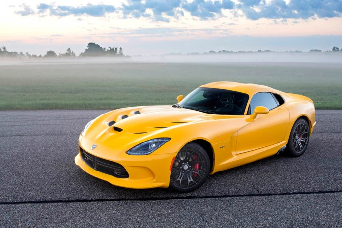 2013 SRT Viper Gets Initial Price of $97,395 and More Images
