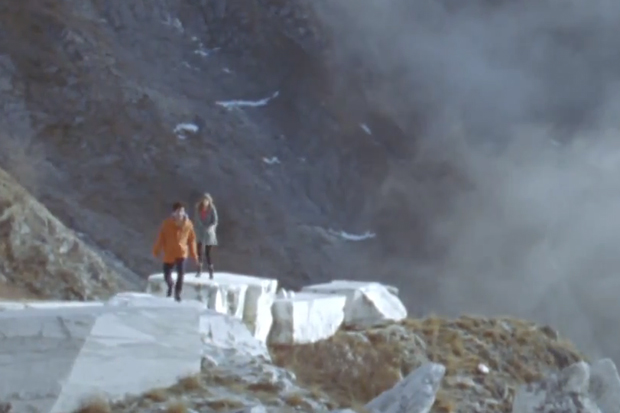 """55DSL 2012 Fall/Winter """"Beyond Mountains, More Mountains"""" Directed by CANADA Preview"""
