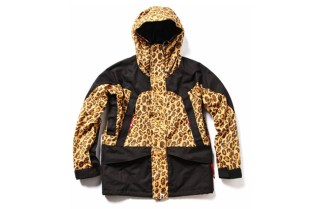 "A Bathing Ape 2012 ""BAPE LEOPARD"" Collection"