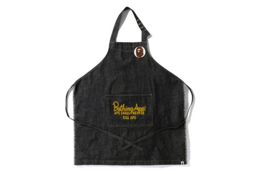A Bathing Ape 2012 Fall/Winter DENIM CHAMPION APRON
