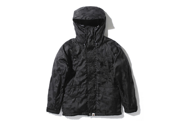a bathing ape 2012 fall winter jacket releases