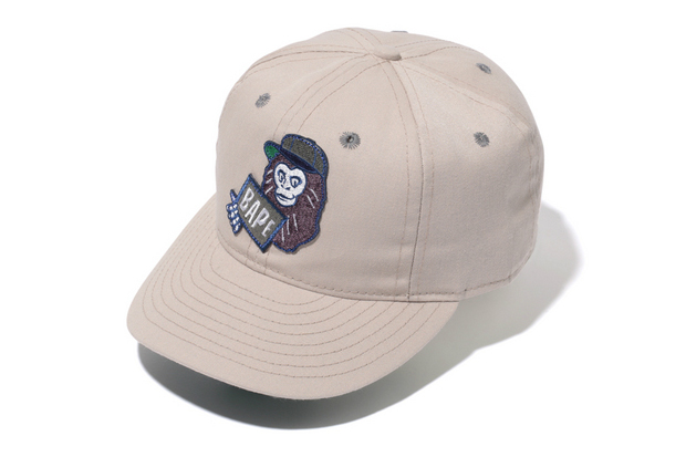 A Bathing Ape x Ebbets Field Flannel Hats