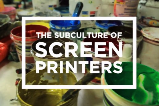 A Video About Los Angeles Screen Printers
