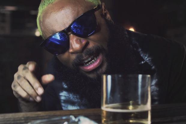 A$AP Mob featuring Flatbush Zombies – Bath Salt   Video