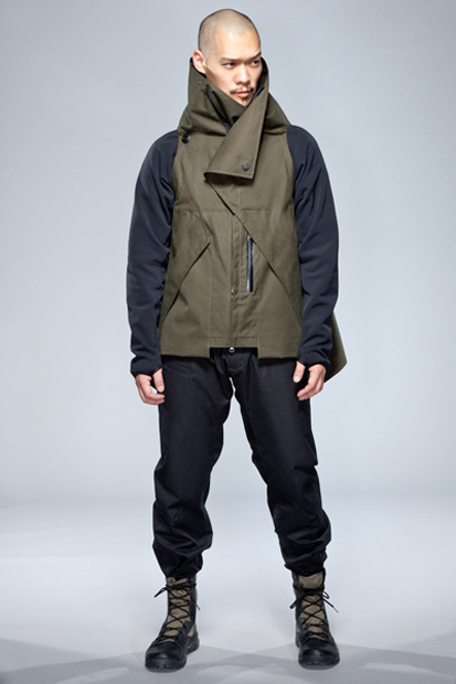 acronym 2012 fall winter collection