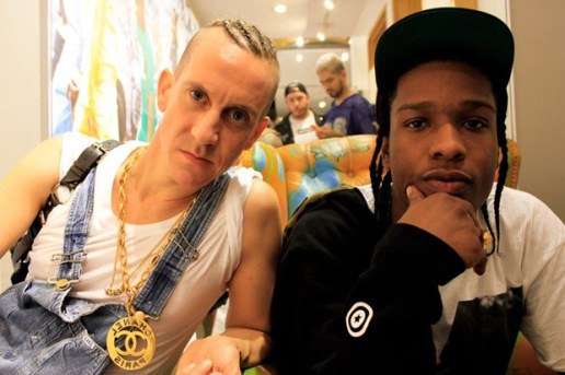 adidas Originals SoHo 10th Anniversary Celebration with A$AP Rocky & Jeremy Scott