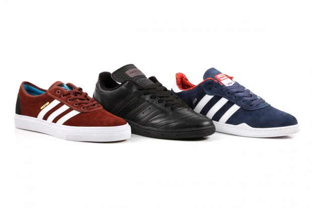 adidas Skateboarding 2012 September Releases