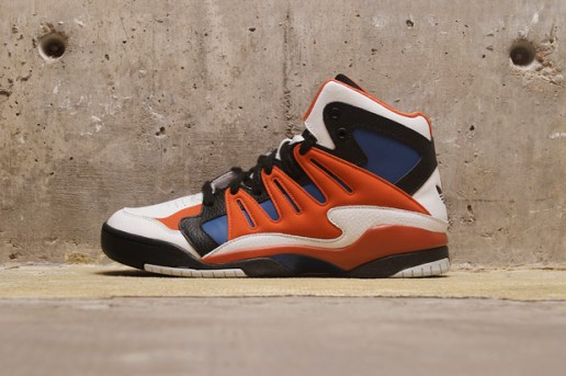 adidas Torsion Attitude Orange/Royal