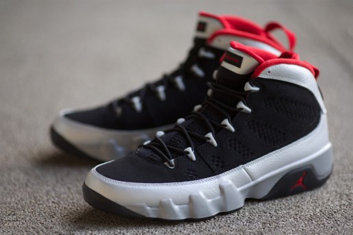 "Air Jordan IX ""Johnny Kilroy"""