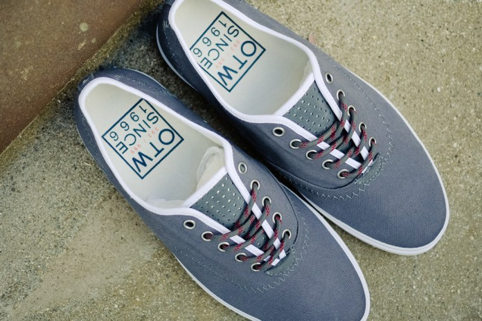 Alex Dymond & Starks Laces Collaborate on the Vans OTW Woessner