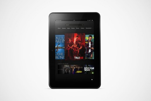 Amazon Introduces the New Kindle Fire HD