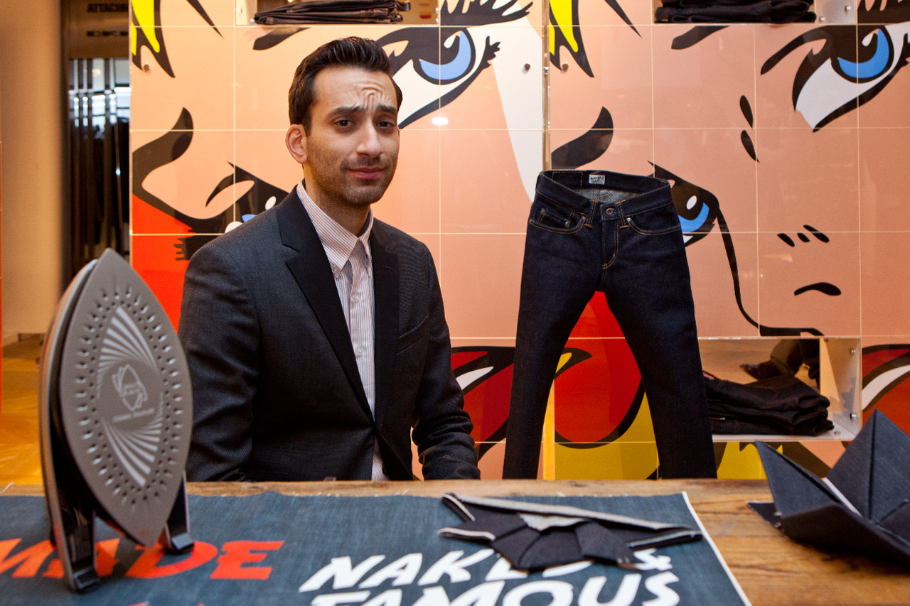 brandon svarc likes it raw an interview with the founder of naked famous