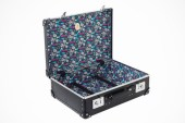 """André x Globe-Trotter """"Mr. A"""" Luggage Collection"""