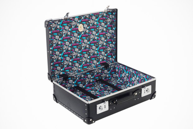 "André x Globe-Trotter ""Mr. A"" Luggage Collection"