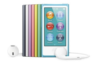 Apple Unveils New iPod Nano
