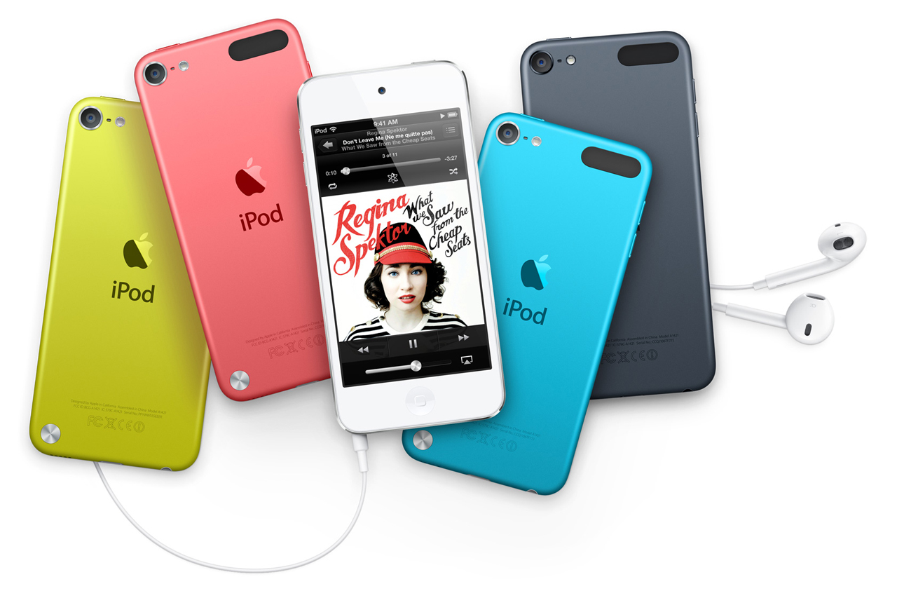 apple unveils new ipod touch
