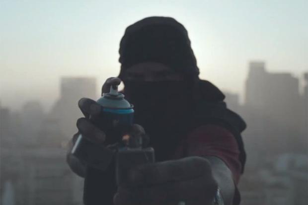 """ASOS Black x PUMA """"Os Pixadores"""" Trailer"""