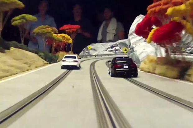 Audi Unveils Quattro Slot Racing Experience