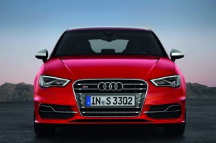 Audi Unveils Sporty New S3