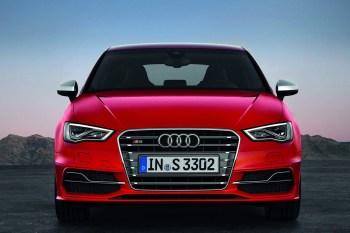 Audi Unveils Sporty New S3