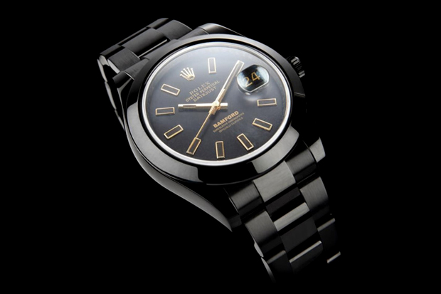 Bamford Watch Department Rolex Datejust