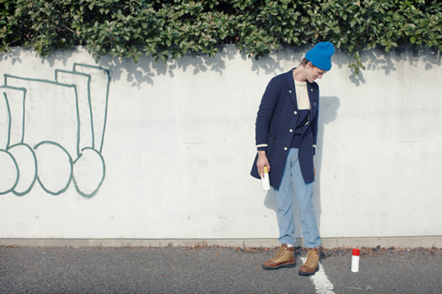 BEAMS 2012 Fall/Winter Lookbook