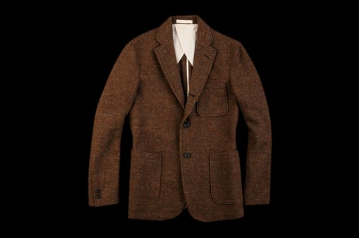 BEAMS PLUS Nep Tweed Jacket