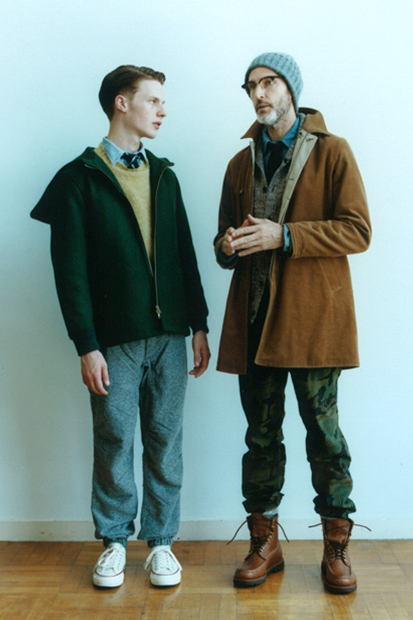 BEAMS PLUS 2012 Fall/Winter Lookbook