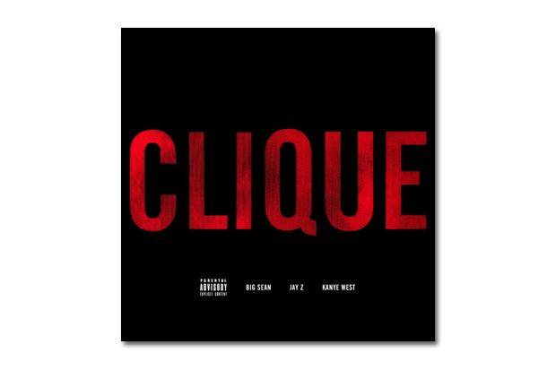Kanye West featuring Jay-Z & Big Sean - Clique | Snippet