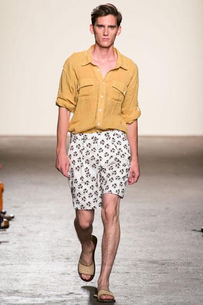 Billy Reid 2013 Spring/Summer Collection