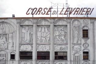 BLU's Latest Mural in Rome
