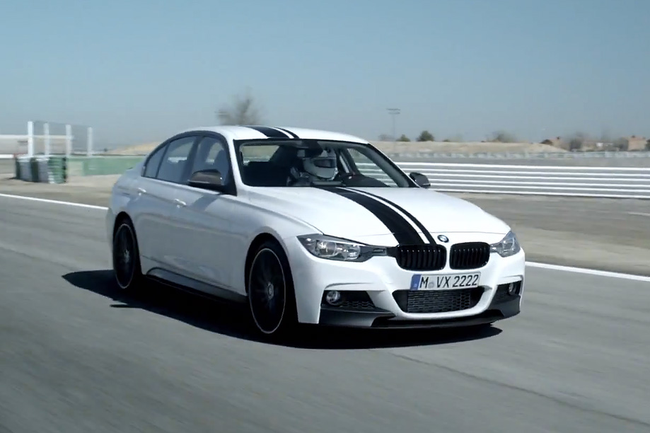 BMW Shows Plenty of Car Porn with Their 3 Series M Performance Video