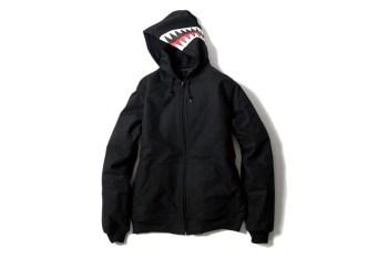 BOUNTY HUNTER 2012 BxH Shark Hooded Jacket