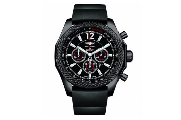 Breitling for Bentley Barnato 42 Midnight Carbon Chronograph