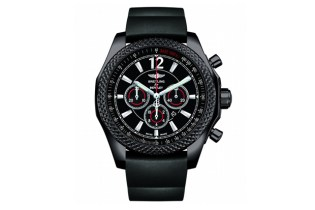 Breitling for Bentley Barnato 42 Midnight Carbon Chronograph
