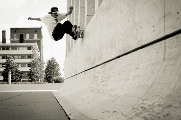 """Brixton and Transworld Skateboarding """"Rolling on a River"""" Skate Video"""