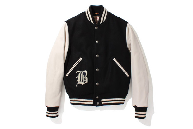 Brooks Brothers 2012 Fall/Winter Varsity Jacket