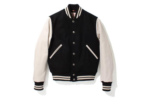 Brooks Brothers 2012 Fall/Winter Varsity Jacket