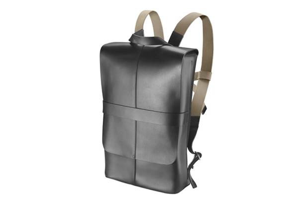 brooks england piccadilly leather knapsack