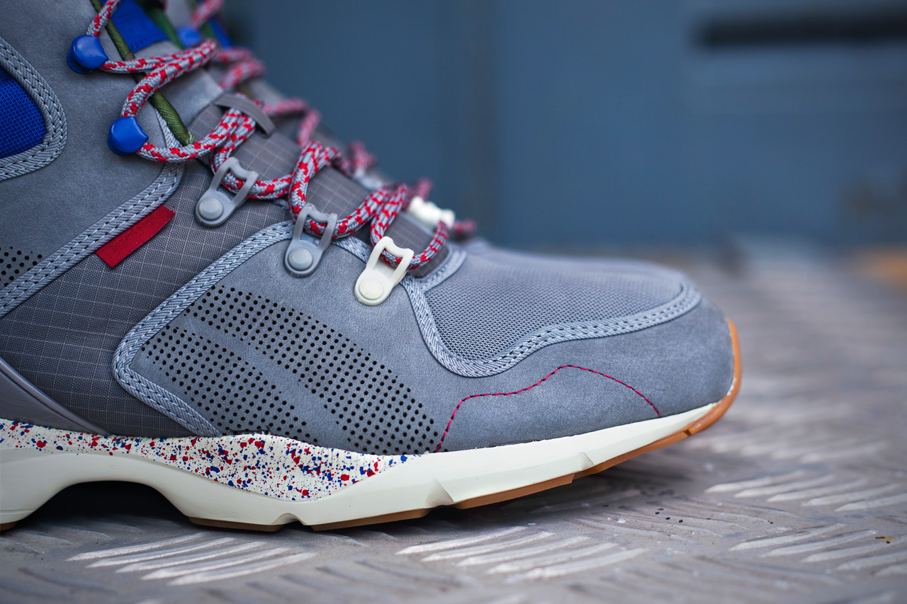 Burn Rubber x Reebok Night Storm - A Closer Look