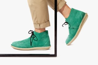 Camille Tanoh 2012 Footwear Releases
