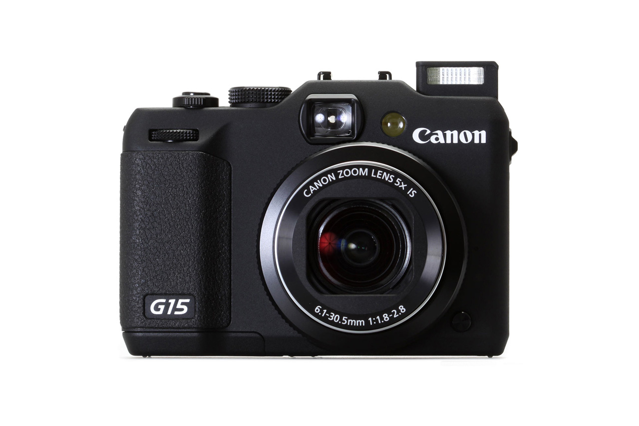 Canon Introduces the PowerShot G15