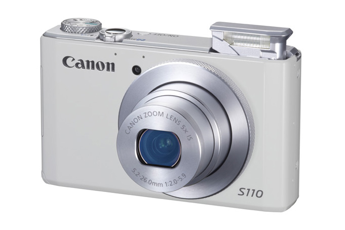 canon introduces the 12mp wifi powershot s110