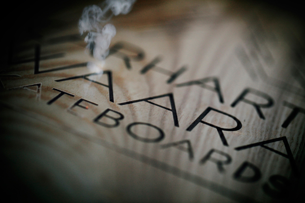 Carhartt x Waara Skateboards CRUISER BOARD