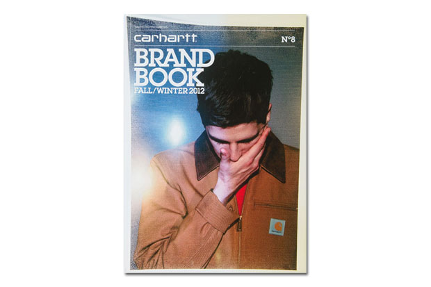 Carhartt WIP 2012 Fall/Winter Brandbook no. 8
