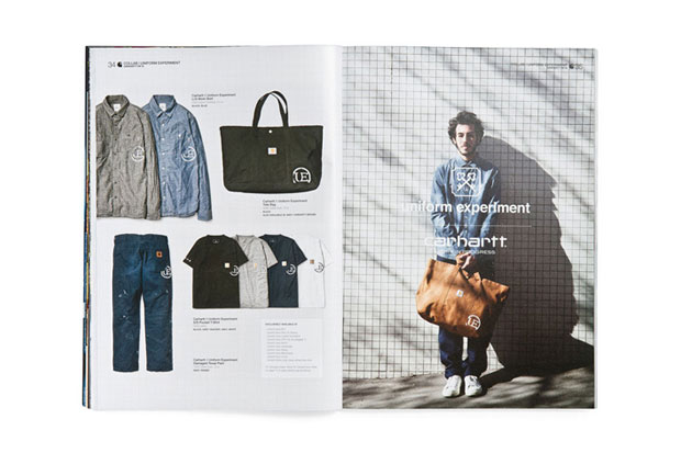 Carhartt WIP 2012 Fall/Winter Brandbook no. 8