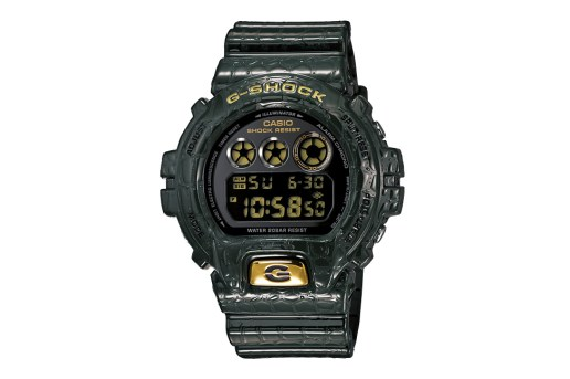 "Casio G-Shock DW-6900 ""Reptiles"" Collection"