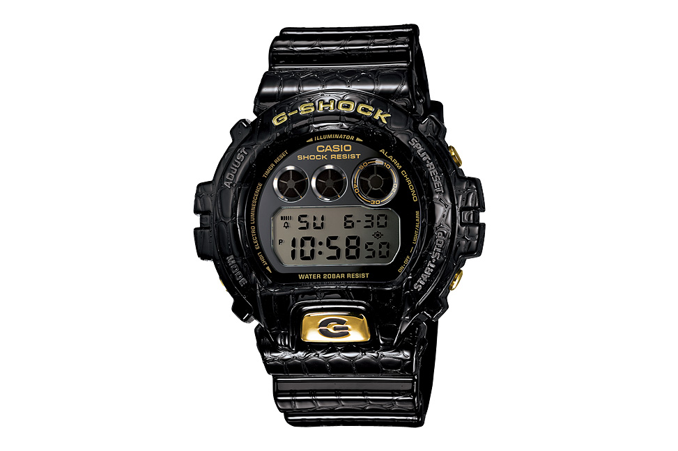 """Casio G-Shock DW-6900 """"Reptiles"""" Collection"""